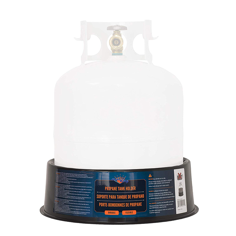 Propane Cylinder Base Stabilizer