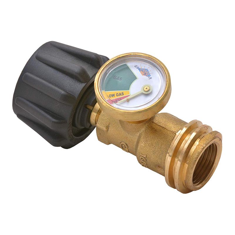 Propane Gas Level Indicator Check Gauge Meter