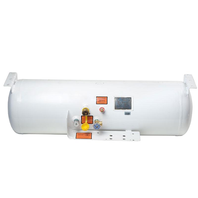 29.3 gal ASME Cylinder, 14.9×48